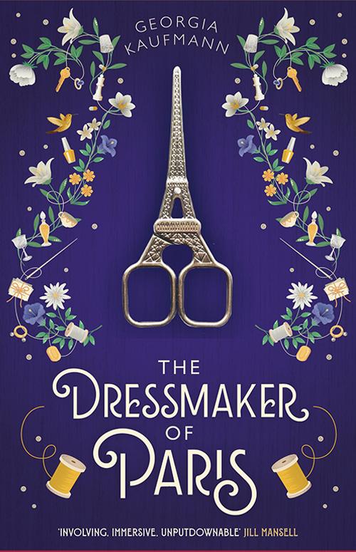 The Dressmaker of Paris: hardback