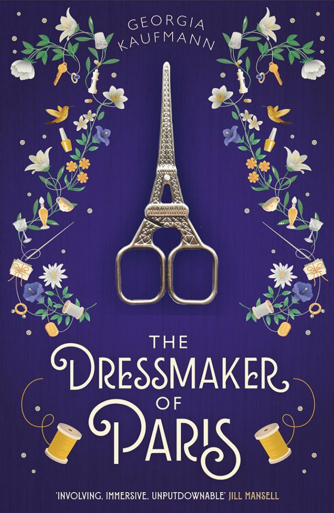 The Dressmaker of Paris: hardcover